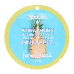 pH Balancing Pineapple Natural Extract Facial Mask