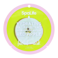 Hydrating Red Apple Natural Extract Facial Mask