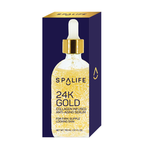 NEW! 24K Gold Collagen Infused Anti-Aging Serum