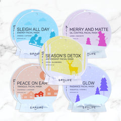 Snow Globes Mask Bundle