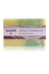 Spa Life Handmade All Natural Soap - Apple Cinnamon