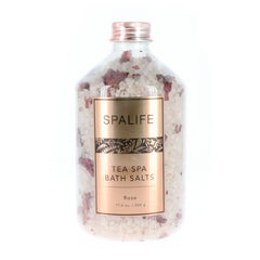 Tea Spa Bath Salts - Rose