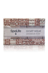 Spa Life Handmade All Natural Newspaper Soap - Goat Milk