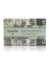 Spa Life Handmade All Natural Newspaper Soap - Eucalyptus