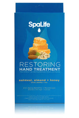 Restoring Hand Treatment Oatmeal, Almond, and Honey