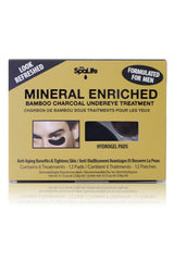 Men's Bamboo Under Eye Treatment 6 Pack