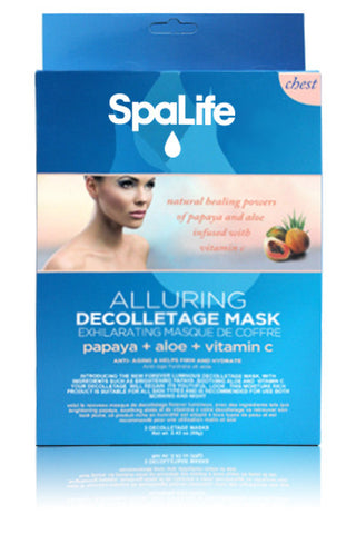 Alluring Decolletage Mask 3 Pack