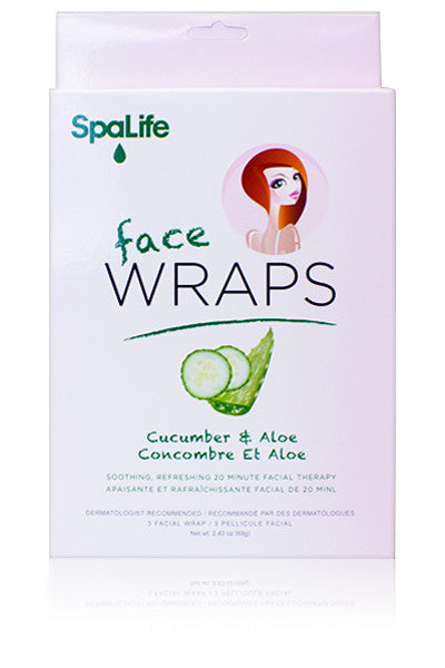 Cucumber and Aloe Hydrating Facial Mask 3 Pack