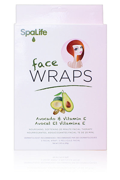 Avocado and Vitamin E Hydrating Facial Mask