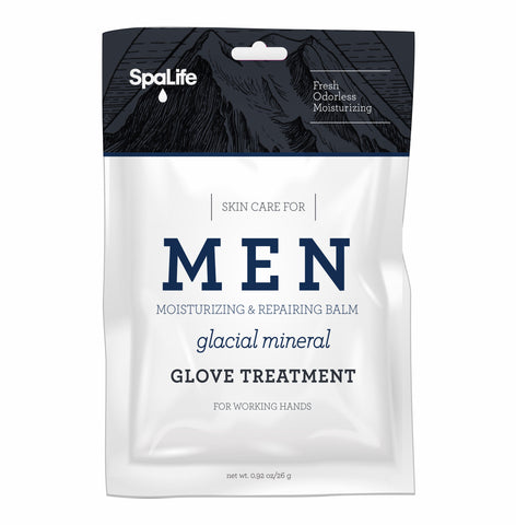 Men's Glacial Mineral Hand Glove Treatment