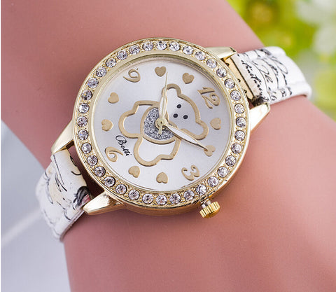 Fashionable Bear Watch