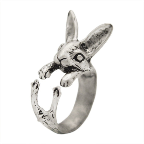 Bunny Wrap Open Ring