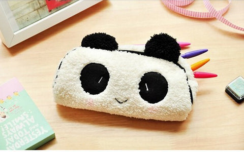 Intelligent Panda Pencil Case