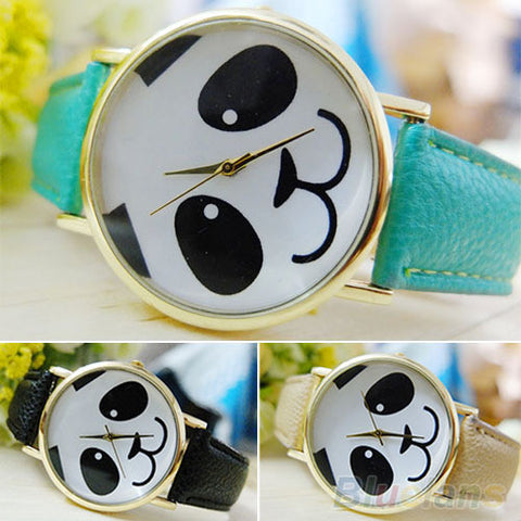 Happy Panda Wrist Watch