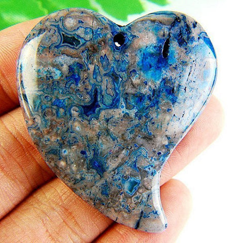 Crystal Tips!! Blue Lace Agate