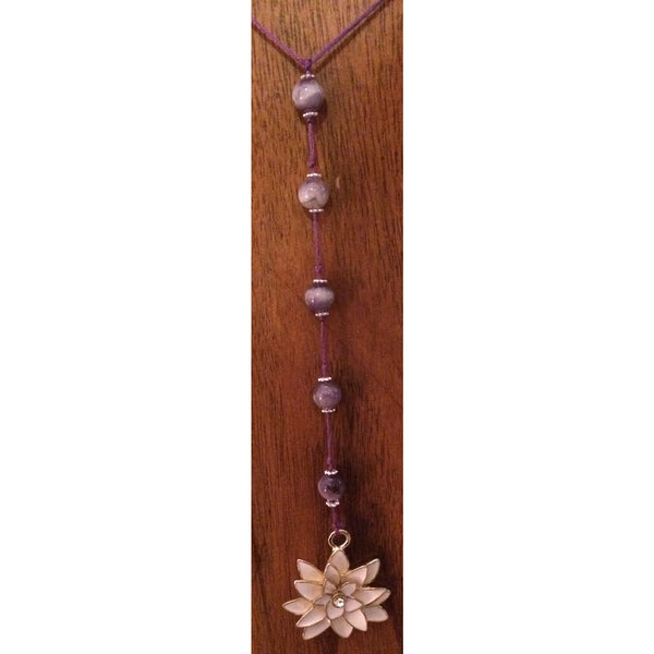 Amethyst Door Hanger - Gifting a Gift of Peace
