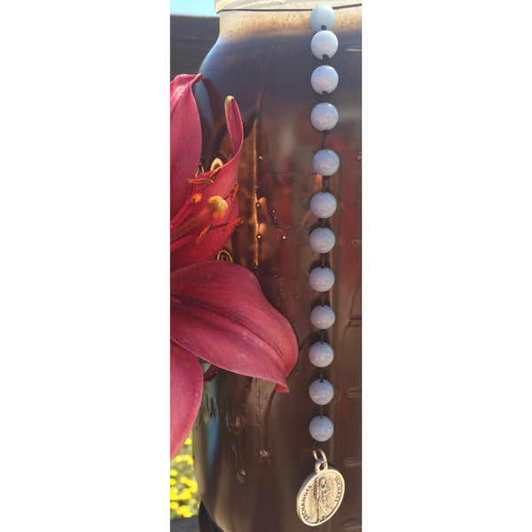 Angelite door Hanger Michael - Gifting a Gift of Peace