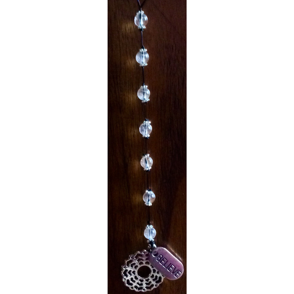 Crown Chakra Door Hanger - Gifting a Gift of Peace