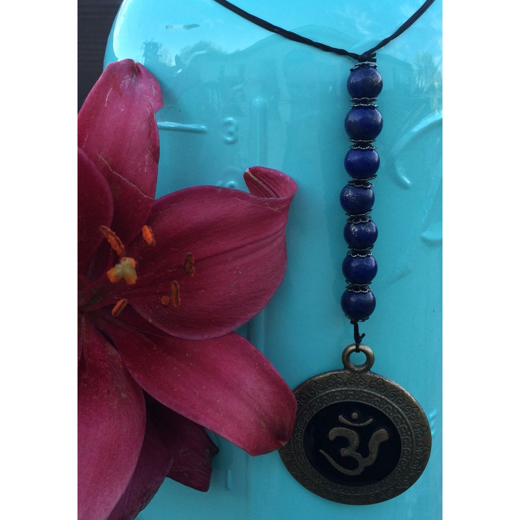 Lapis Lazuli om Door Hanger - Gifting a Gift of Peace