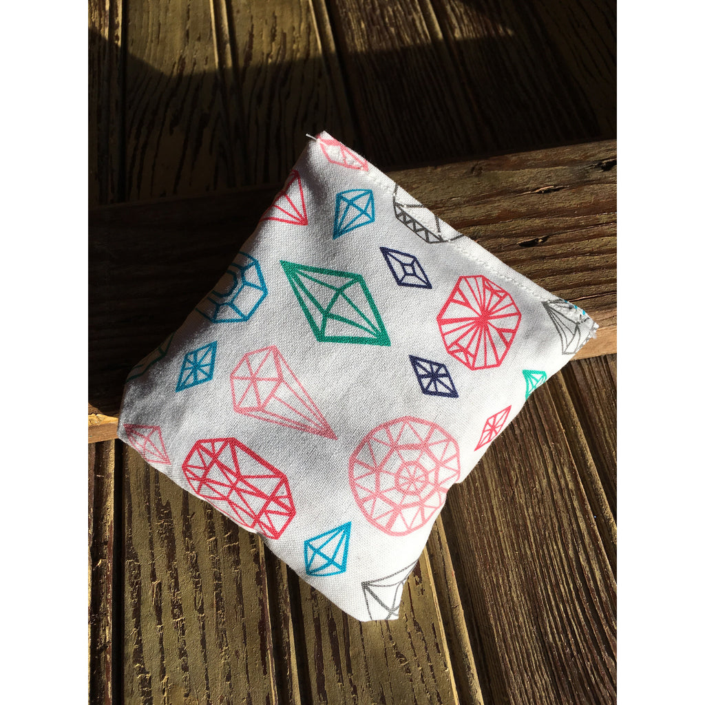 Kids Diamond Rice Bag - Gifting a Gift of Peace