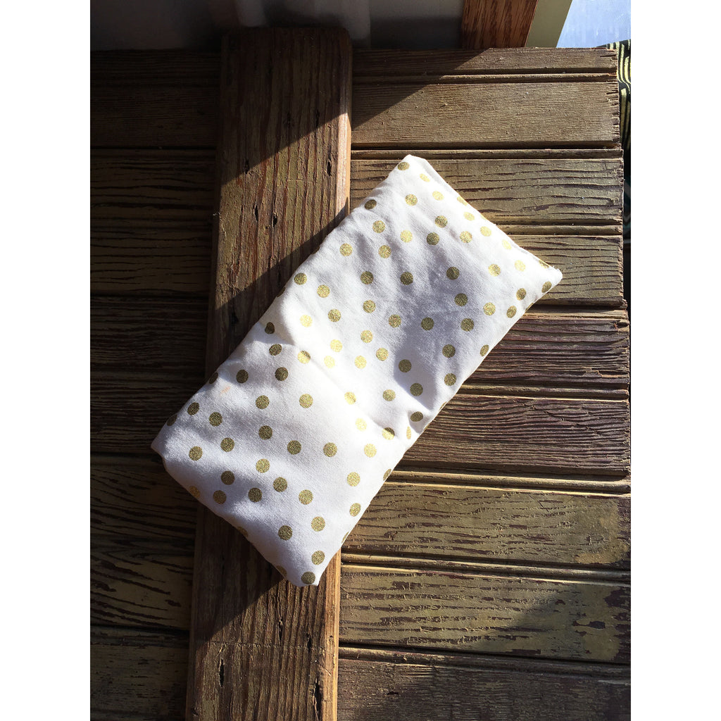 Extra Small Polka dot Rice Bag