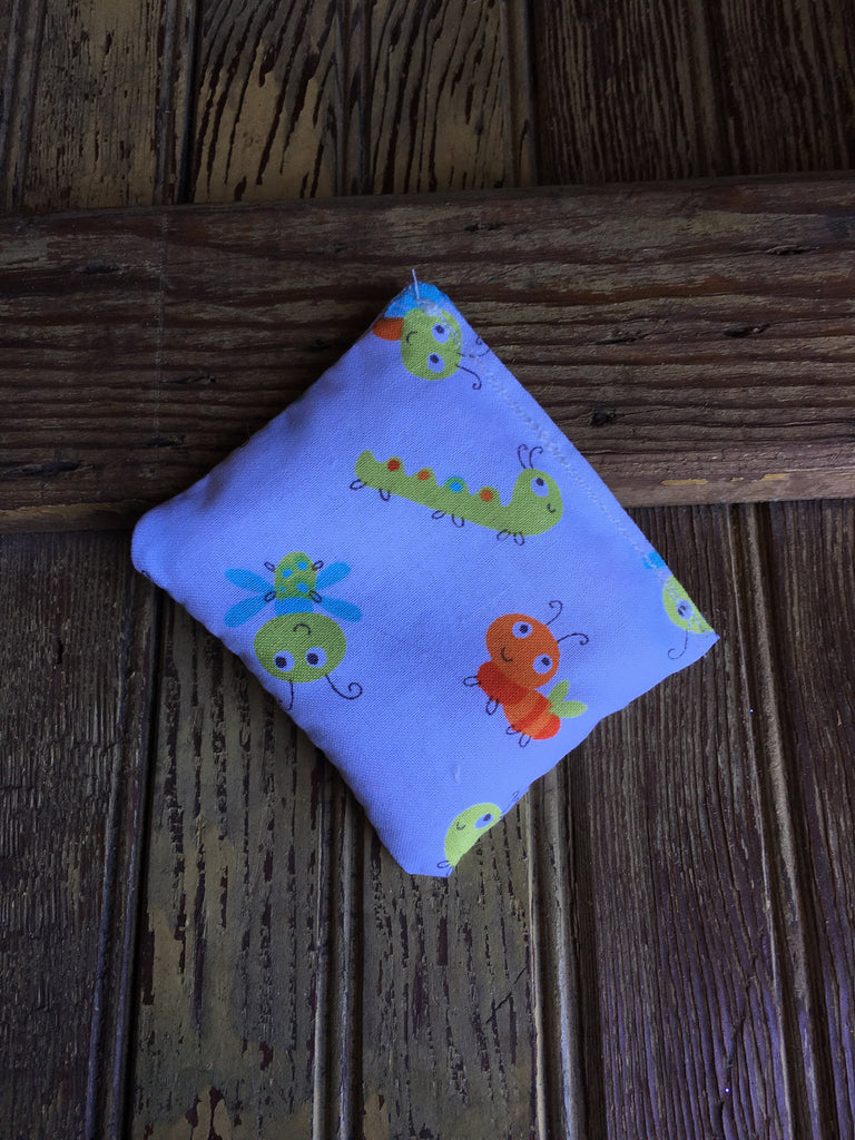 Kids Critter Rice Bags - Gifting a Gift of Peace