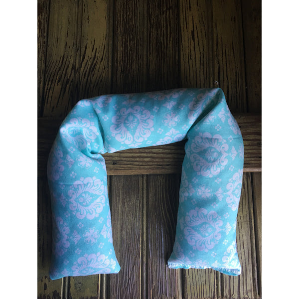 Extra Skinny Turquoise Rice Bag - Gifting a Gift of Peace