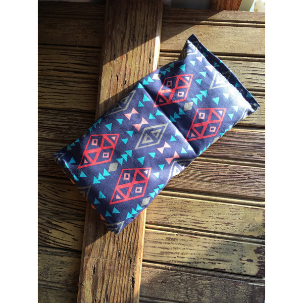 Extra Small Tribal Print Rice Bag - Gifting a Gift of Peace