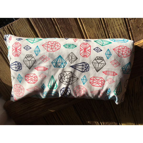 Small Diamond Rice Bag - Gifting a Gift of Peace