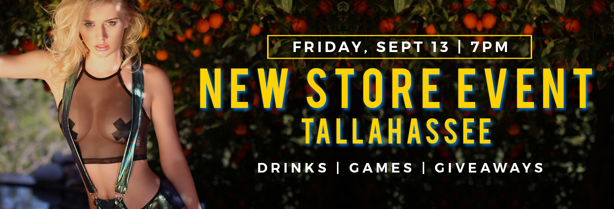 HUSTLER Hollywood Tallahassee New Store Event