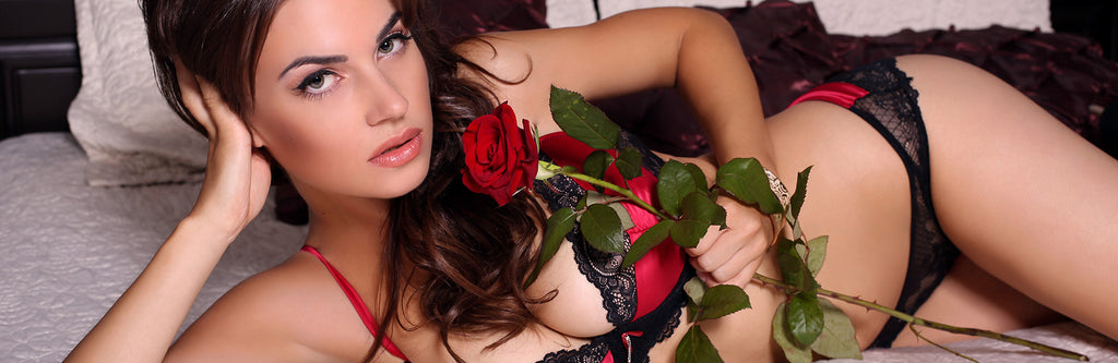 5 Tips For A Sexy Valentine's Day