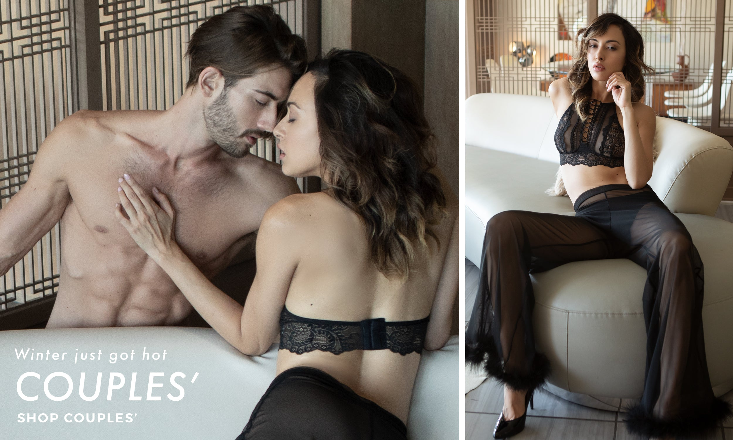 Shop Sexy Hoilday Gifts for Couples at Hustler Hollywood