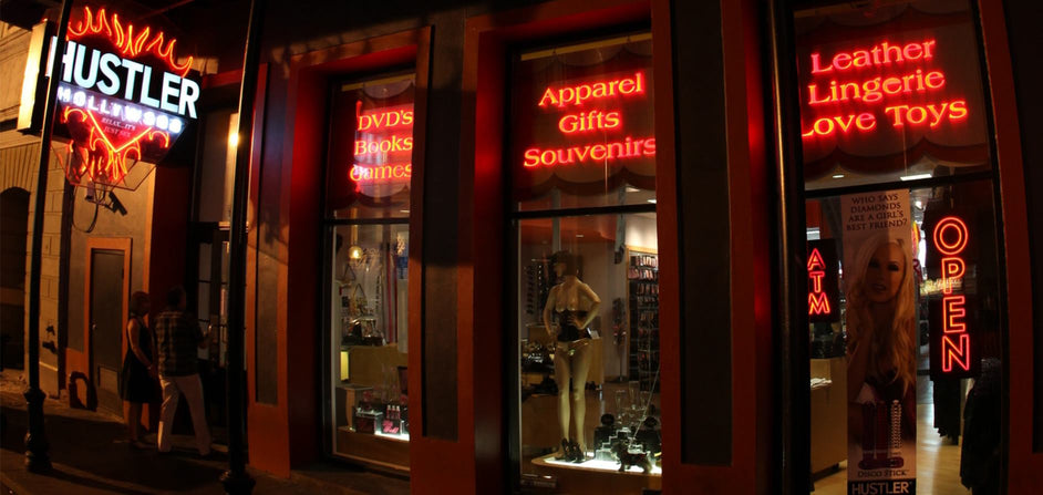 Sex toy stores in louisiana