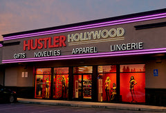 HUSTLER Hollywood Sacramento, California