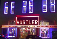 HUSTLER Hollywood San Diego, California