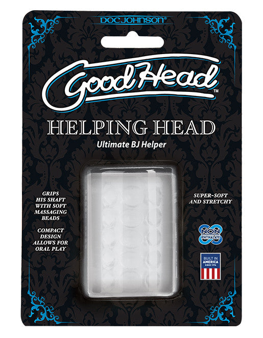 Goodhead Helping Head Ultimate Blowjob Helper Package