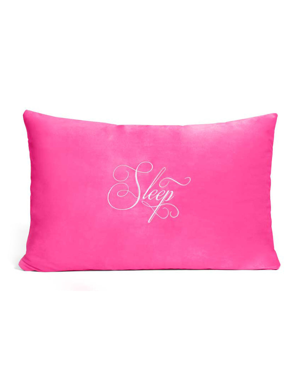 Liberator PillowTalk Sham- Pink- Front