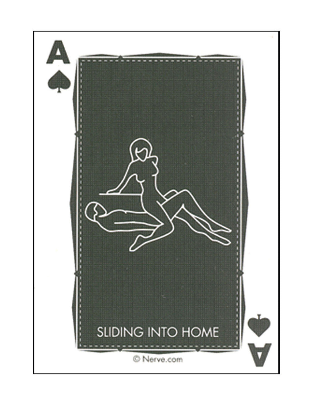 Position of The Day Sex Cards- Card