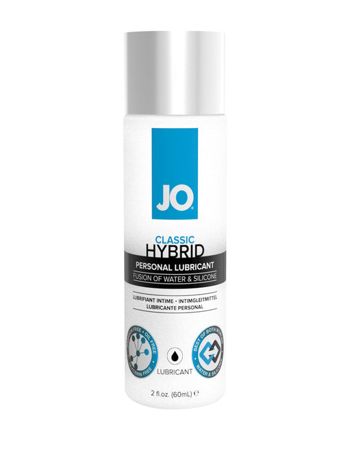 Jo Classic Hybrid Original Water & Silicone Lubricant 2oz - Featured Image