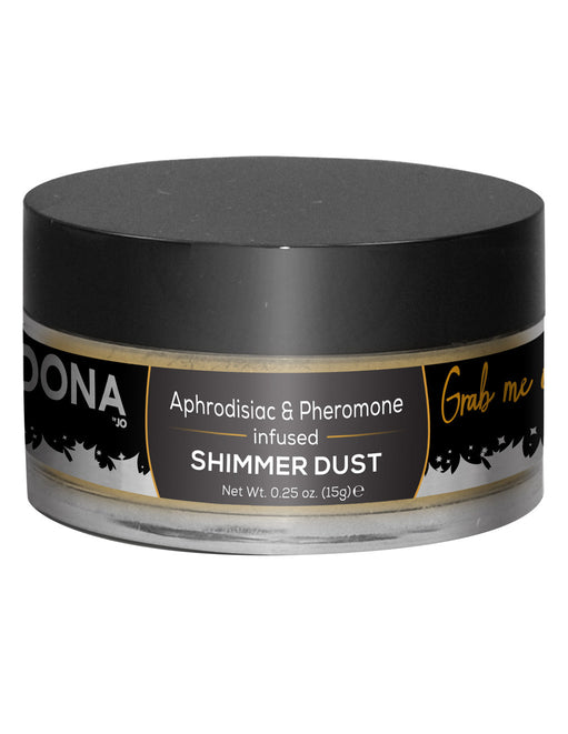 Dona by Jo Aphrodisiac & Pheromone Infused Shimmer Body Dust Gold