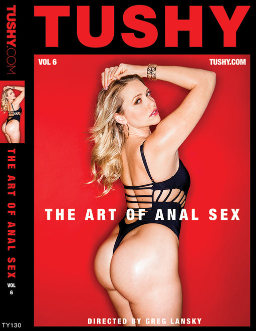 Tushy Art of Anal Sex vol 6 - Adult DVD - All Sex - Featured Image