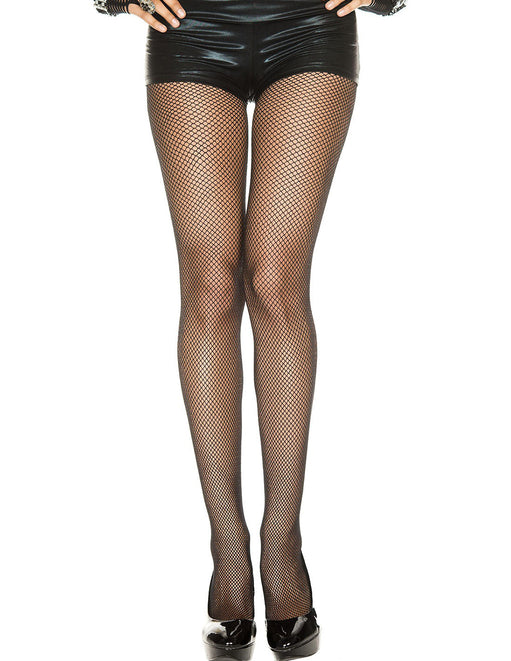 Music Legs Classic Sexy Black Fishnet Pantyhose