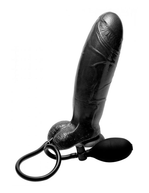 Trinity Men Inflatable Suction Cup Dildo - Featured Image