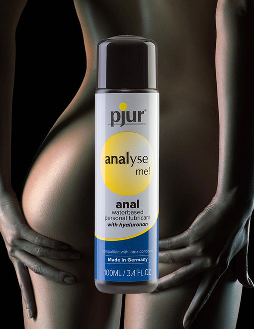 Pjur Analyse Me Water-based Anal Personal Lubricant 100mL lifestyle