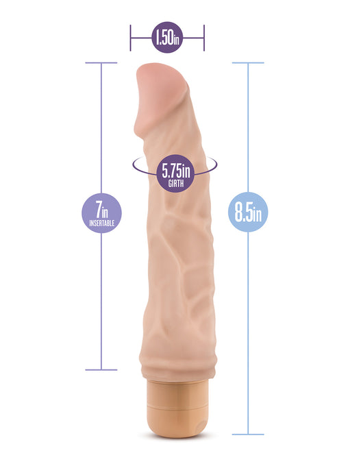Dr Skin by Blush Novelties Cock Vibe 6 - Featured Image