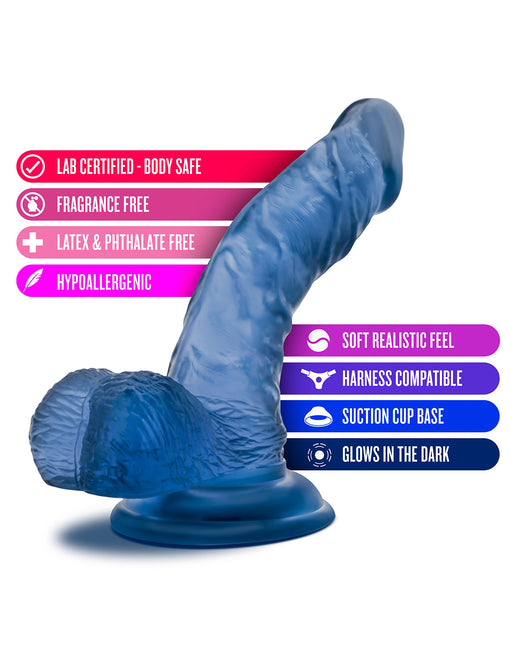 Blush Glow Dicks Light Show Dildo - Featured Image