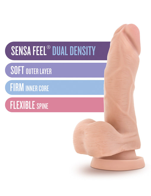 Blush Au Naturel Mighty Mike Dildo