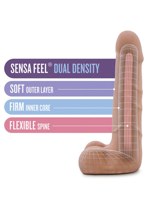 Blush Au Naturel Latin Dildo Suave - Novelties - Dildo - Featured Image