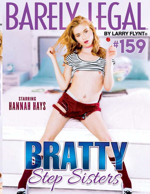 Barely Legal #159 - Bratty Step Sisters - Featured Image