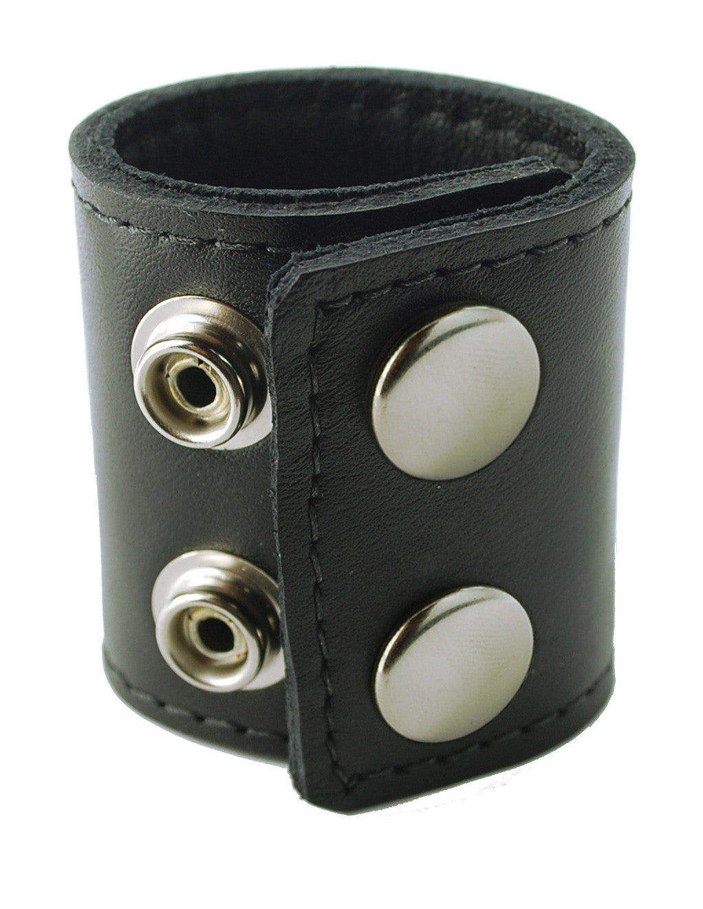 Spartacus Leather Snap Ball Stretcher 2in